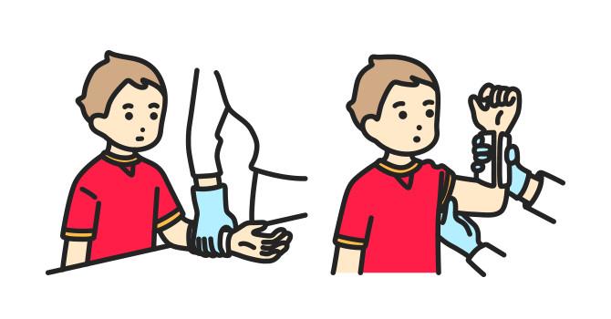 止血の応急手当が必要なときに。|知る・楽しむ|三井住友海上